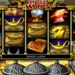 Wishes Come True In Three Wishes Slot Games