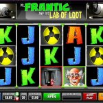 See What's On The Slab in Dr Frantic's Lab of Loot Slot