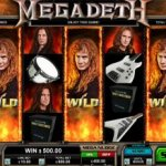 Megadeth Slot by Leander Gaming