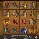 The Gods of Giza Video Slots Game